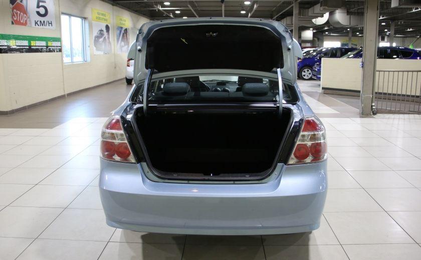 2011 Chevrolet Aveo LS AUTO A/C #23