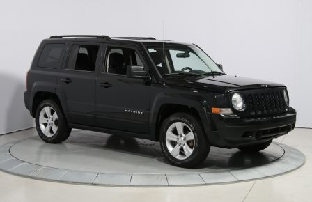2011 Jeep Patriot North AUTO A/C GR ELECT MAGS à Abitibi