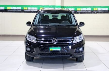 2015 Volkswagen Tiguan 4 MOTION AWD in New Richmond