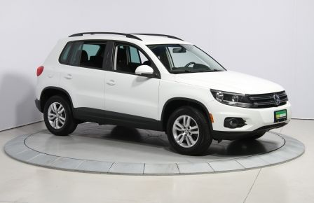 2015 Volkswagen Tiguan 4 MOTION AWD in Drummondville