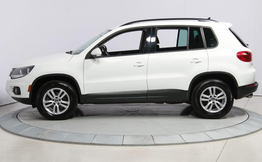 2015 Volkswagen Tiguan 4 MOTION AWD #1