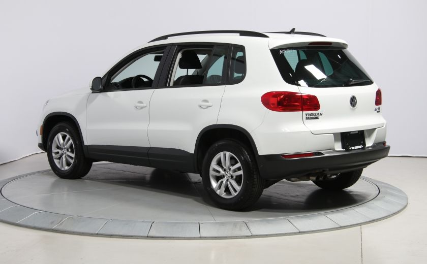 2015 Volkswagen Tiguan 4 MOTION AWD #2
