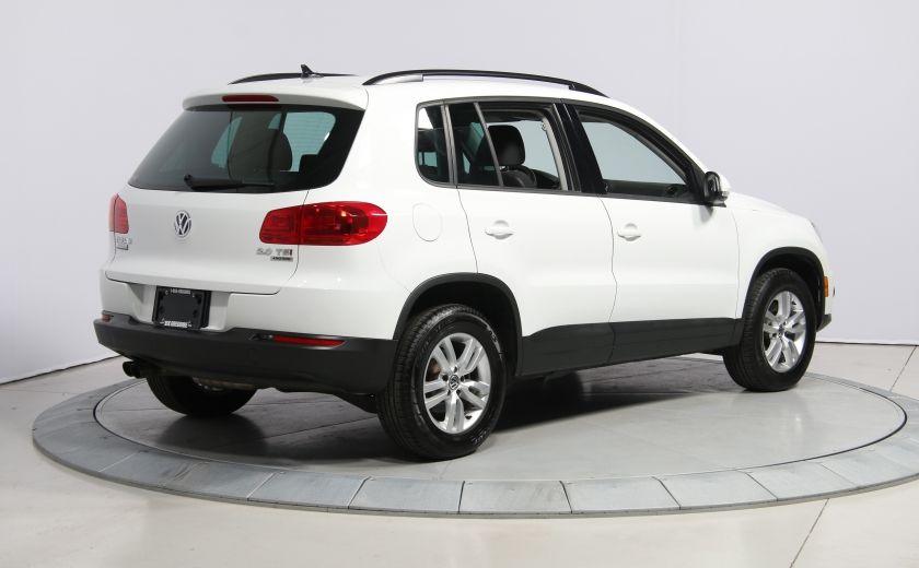 2015 Volkswagen Tiguan 4 MOTION AWD #4
