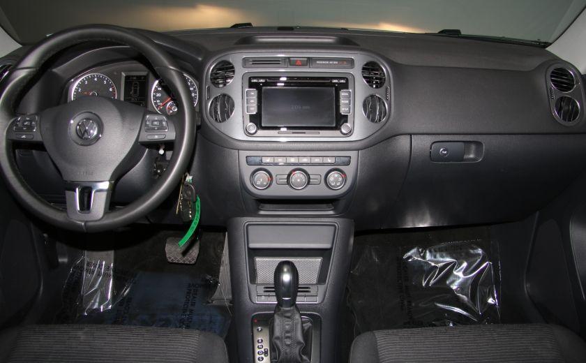 2015 Volkswagen Tiguan 4 MOTION AWD #9