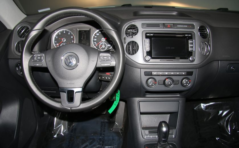 2015 Volkswagen Tiguan 4 MOTION AWD #10