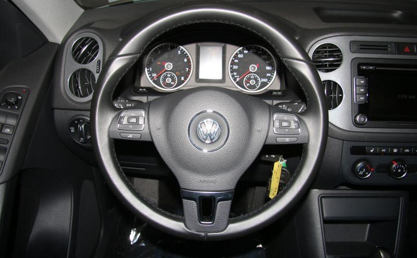2015 Volkswagen Tiguan 4 MOTION AWD #11