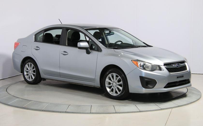 2012 Subaru Impreza AWD A/C GR ELECT MAGS BLUETOOTH #0
