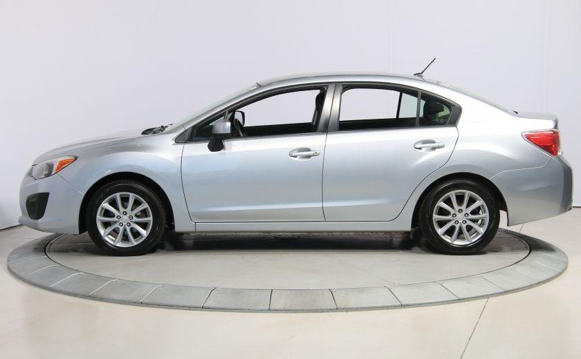 2012 Subaru Impreza AWD A/C GR ELECT MAGS BLUETOOTH #3