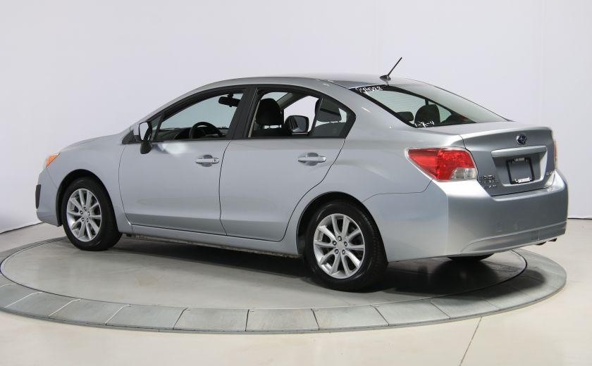 2012 Subaru Impreza AWD A/C GR ELECT MAGS BLUETOOTH #4