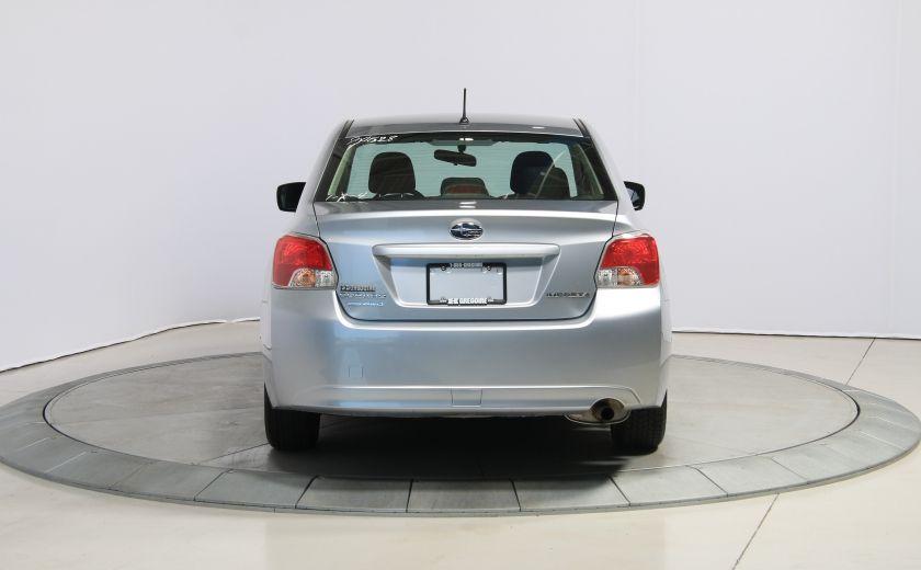 2012 Subaru Impreza AWD A/C GR ELECT MAGS BLUETOOTH #5