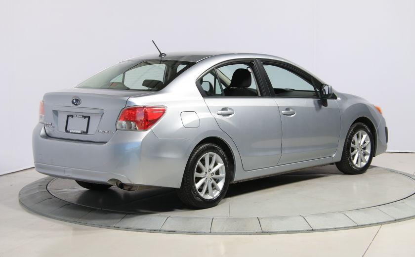 2012 Subaru Impreza AWD A/C GR ELECT MAGS BLUETOOTH #6