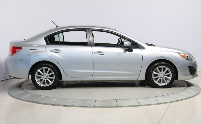 2012 Subaru Impreza AWD A/C GR ELECT MAGS BLUETOOTH #7
