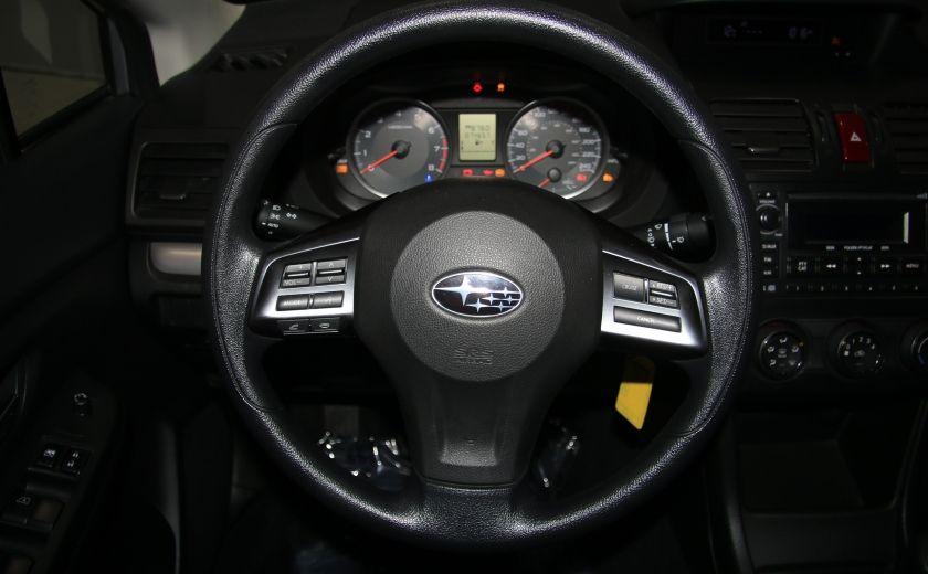 2012 Subaru Impreza AWD A/C GR ELECT MAGS BLUETOOTH #12