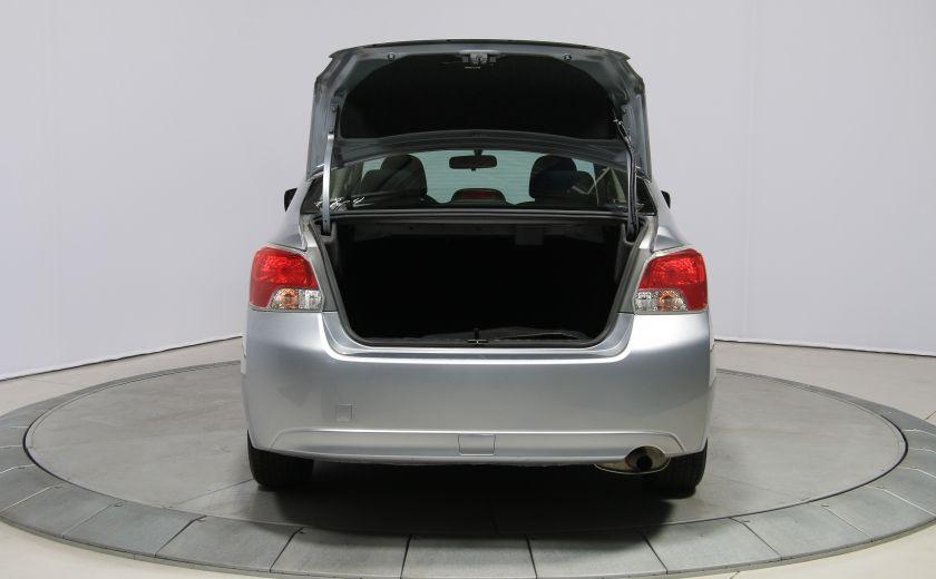 2012 Subaru Impreza AWD A/C GR ELECT MAGS BLUETOOTH #24
