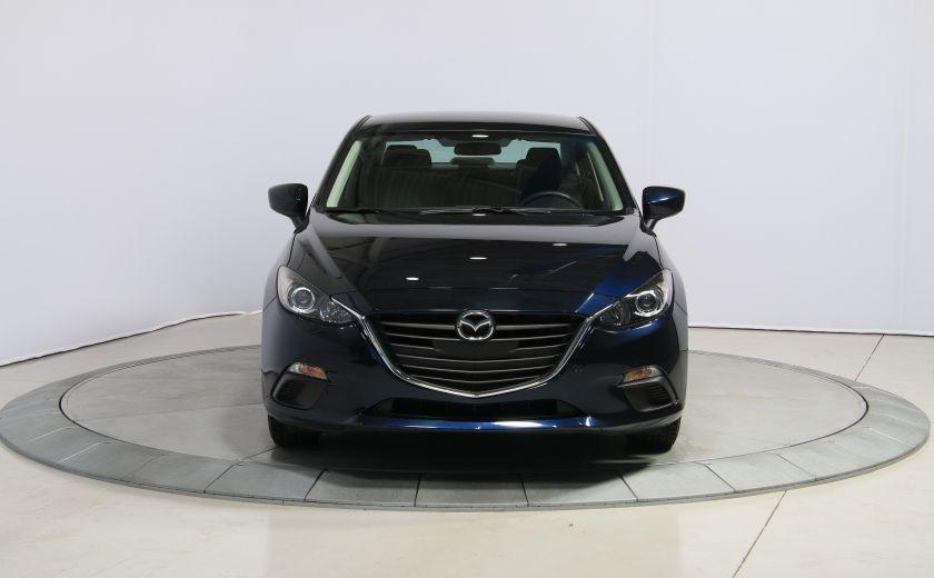 2015 Mazda 3 GX AUTO A/C GR ELECT BLUETOOTH #1