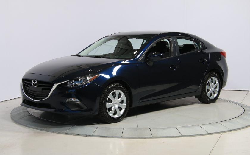 2015 Mazda 3 GX AUTO A/C GR ELECT BLUETOOTH #2