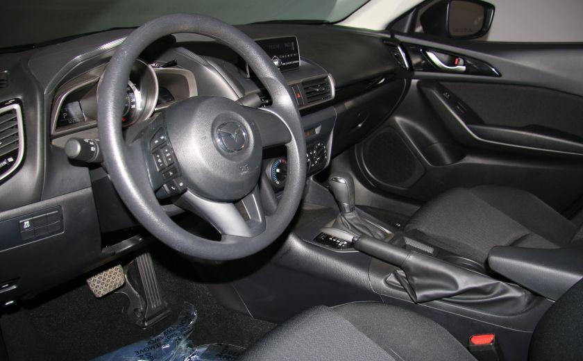 2015 Mazda 3 GX AUTO A/C GR ELECT BLUETOOTH #8