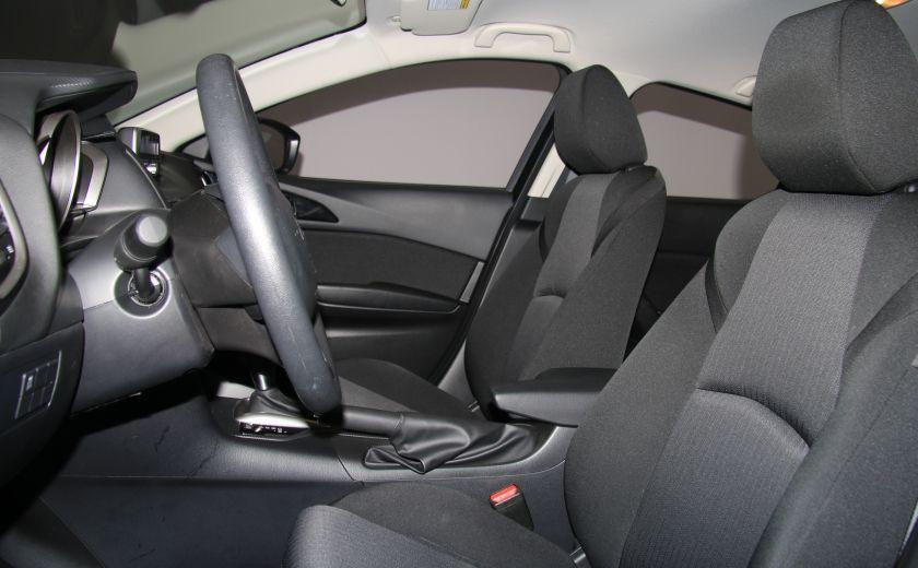 2015 Mazda 3 GX AUTO A/C GR ELECT BLUETOOTH #9