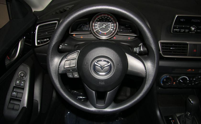 2015 Mazda 3 GX AUTO A/C GR ELECT BLUETOOTH #13