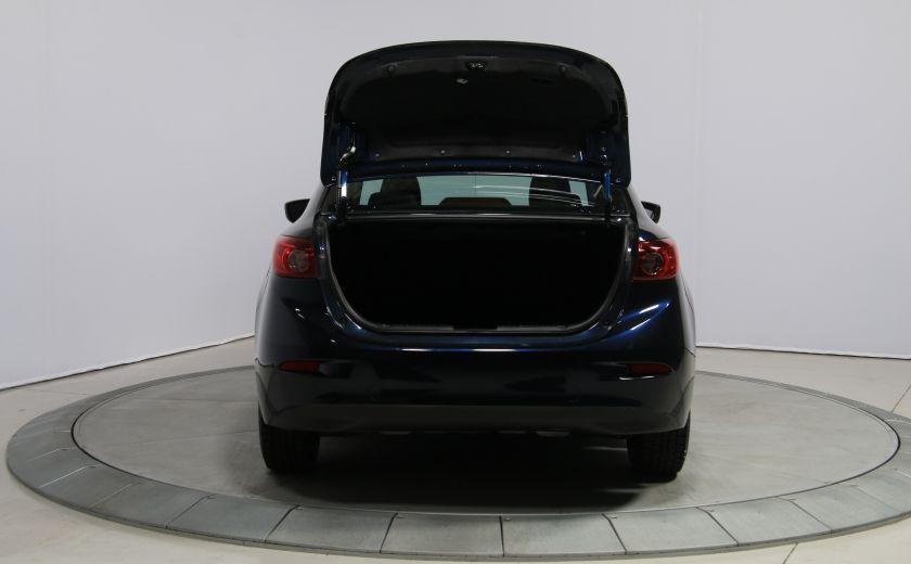 2015 Mazda 3 GX AUTO A/C GR ELECT BLUETOOTH #24