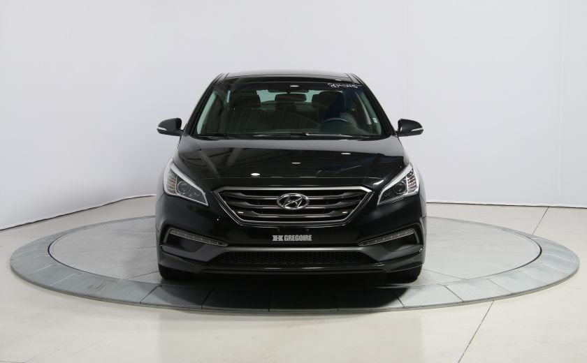 2016 Hyundai Sonata 2.4L Sport Tech AUTO A/C TOIT PANO MAGS BLUETOOTH #1