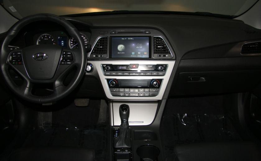 2016 Hyundai Sonata 2.4L Sport Tech AUTO A/C TOIT PANO MAGS BLUETOOTH #13