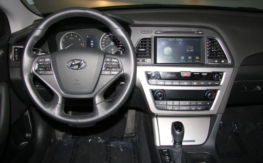 2016 Hyundai Sonata 2.4L Sport Tech AUTO A/C TOIT PANO MAGS BLUETOOTH #14