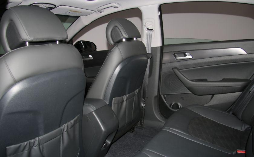 2016 Hyundai Sonata 2.4L Sport Tech AUTO A/C TOIT PANO MAGS BLUETOOTH #21