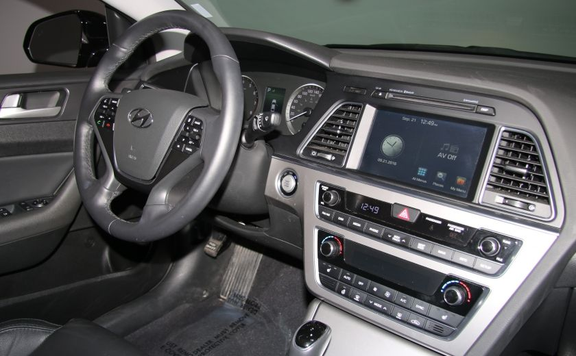 2016 Hyundai Sonata 2.4L Sport Tech AUTO A/C TOIT PANO MAGS BLUETOOTH #26