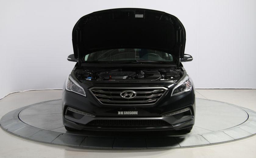 2016 Hyundai Sonata 2.4L Sport Tech AUTO A/C TOIT PANO MAGS BLUETOOTH #29