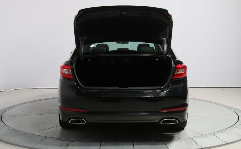 2016 Hyundai Sonata 2.4L Sport Tech AUTO A/C TOIT PANO MAGS BLUETOOTH #30
