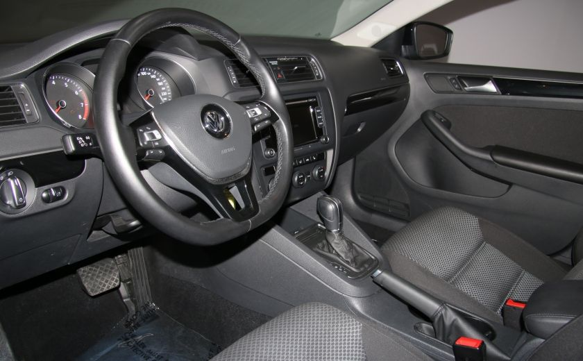 2015 Volkswagen Jetta Comfortline AUTO A/C TOIT MAGS BLUETOOTH CAM. RECU #8
