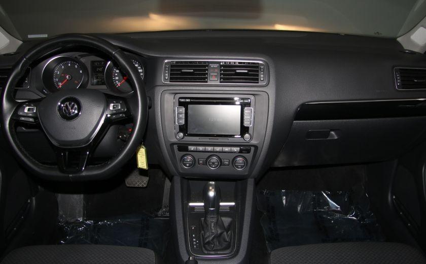 2015 Volkswagen Jetta Comfortline AUTO A/C TOIT MAGS BLUETOOTH CAM. RECU #12