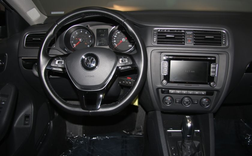 2015 Volkswagen Jetta Comfortline AUTO A/C TOIT MAGS BLUETOOTH CAM. RECU #13