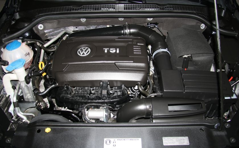 2015 Volkswagen Jetta Comfortline AUTO A/C TOIT MAGS BLUETOOTH CAM. RECU #25