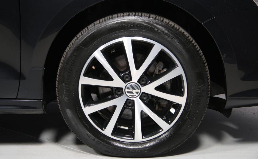 2015 Volkswagen Jetta Comfortline AUTO A/C TOIT MAGS BLUETOOTH CAM. RECU #30