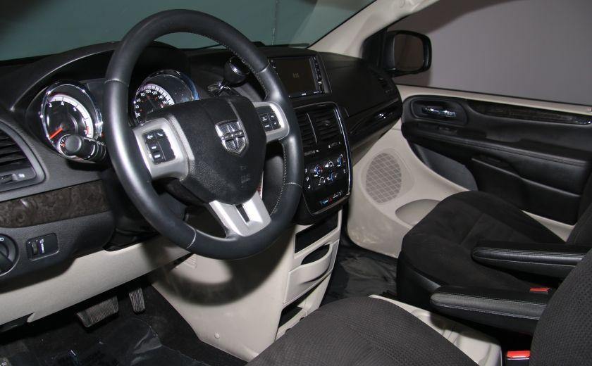 2013 Dodge GR Caravan SXT STOW'N GO DVD MAGS CAMERA RECUL #8