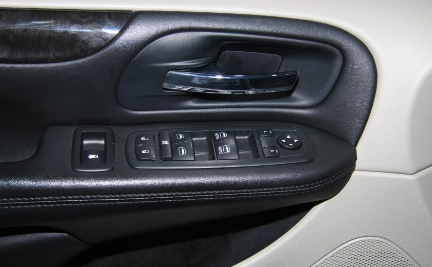 2013 Dodge GR Caravan SXT STOW'N GO DVD MAGS CAMERA RECUL #10
