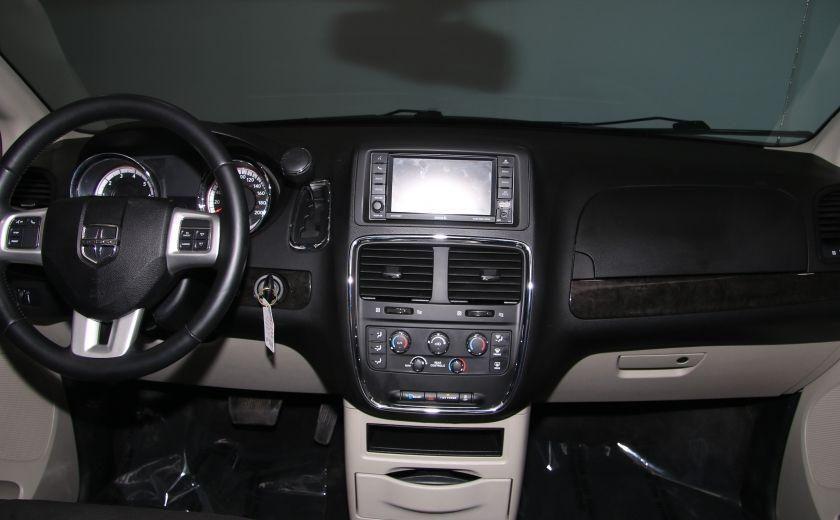 2013 Dodge GR Caravan SXT STOW'N GO DVD MAGS CAMERA RECUL #11