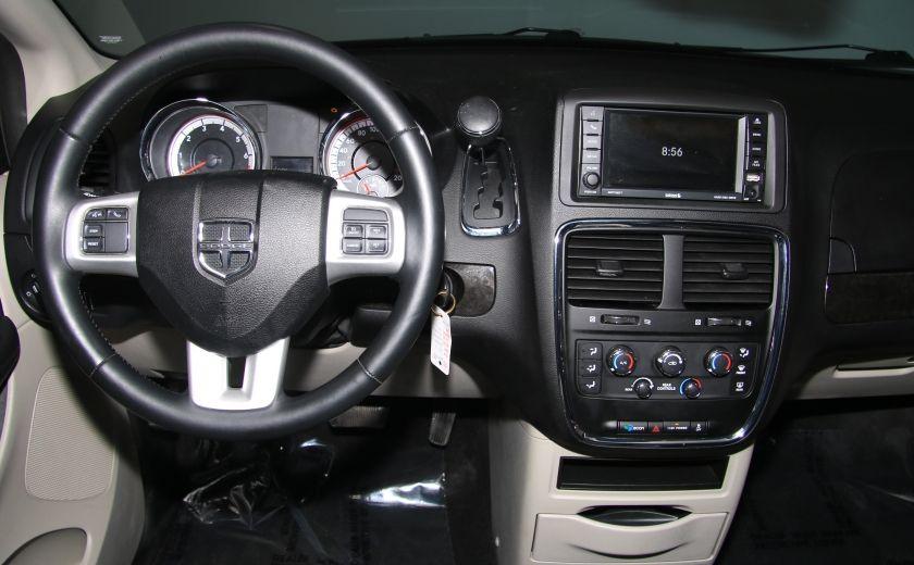 2013 Dodge GR Caravan SXT STOW'N GO DVD MAGS CAMERA RECUL #12