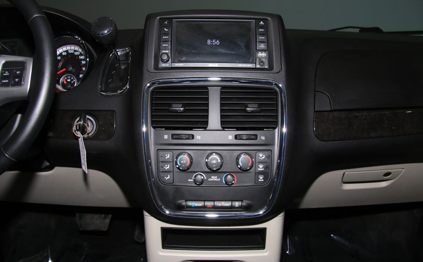 2013 Dodge GR Caravan SXT STOW'N GO DVD MAGS CAMERA RECUL #14