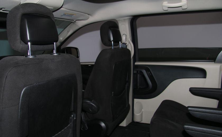 2013 Dodge GR Caravan SXT STOW'N GO DVD MAGS CAMERA RECUL #21