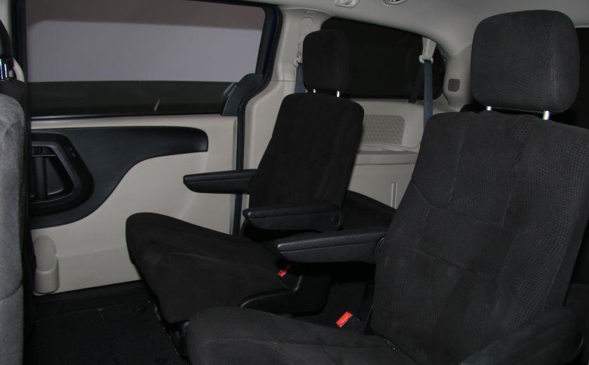 2013 Dodge GR Caravan SXT STOW'N GO DVD MAGS CAMERA RECUL #22