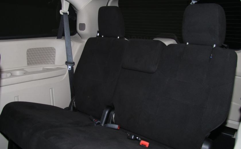2013 Dodge GR Caravan SXT STOW'N GO DVD MAGS CAMERA RECUL #23