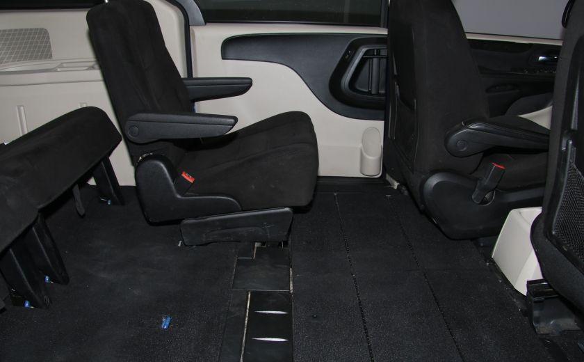 2013 Dodge GR Caravan SXT STOW'N GO DVD MAGS CAMERA RECUL #24