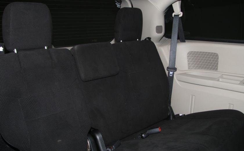 2013 Dodge GR Caravan SXT STOW'N GO DVD MAGS CAMERA RECUL #25