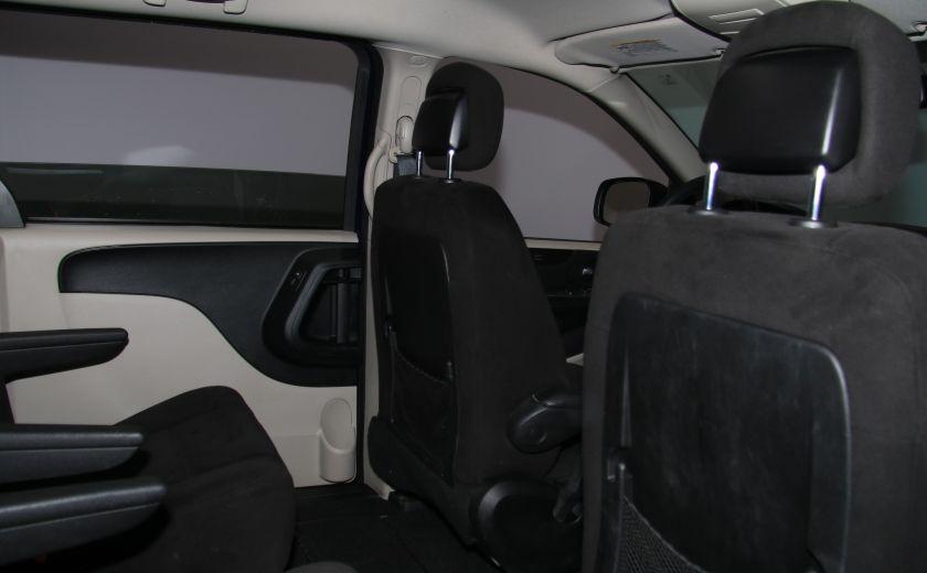 2013 Dodge GR Caravan SXT STOW'N GO DVD MAGS CAMERA RECUL #26