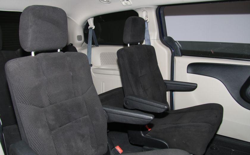 2013 Dodge GR Caravan SXT STOW'N GO DVD MAGS CAMERA RECUL #27