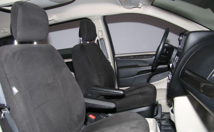 2013 Dodge GR Caravan SXT STOW'N GO DVD MAGS CAMERA RECUL #30