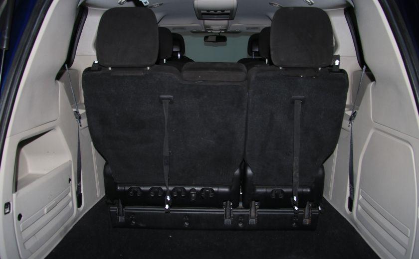 2013 Dodge GR Caravan SXT STOW'N GO DVD MAGS CAMERA RECUL #34